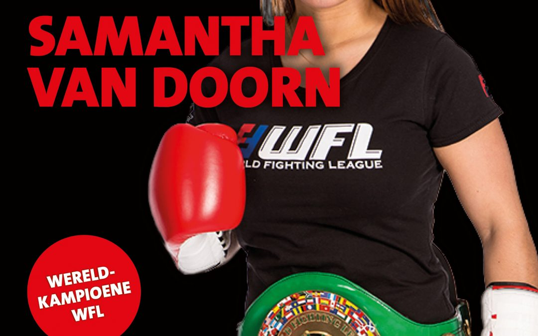 Gasttrainer Samantha van Doorn