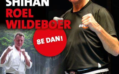 Gasttrainer Shihan Roel Wildeboer