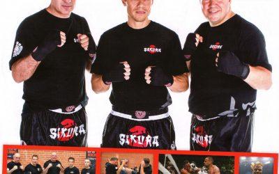 Japans Kickboksen bij Sakura
